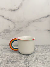 Load image into Gallery viewer, Rainbow Handle Mug