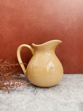 Load image into Gallery viewer, Beige Pitcher