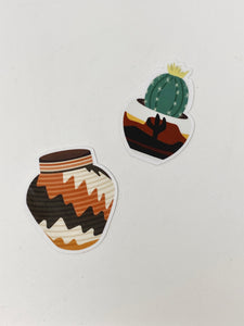 Sticker Pack - Set of 2