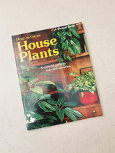 Load image into Gallery viewer, House Plants Magazine - 1978