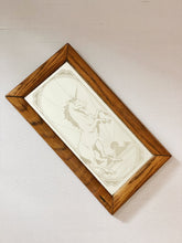 Load image into Gallery viewer, Vintage Unicorn Mirror