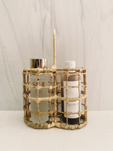 Load image into Gallery viewer, Wicker Shower Caddy