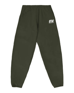 OTW SWEATPANTS - OLIVE