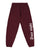 DATE NIGHT SWEATPANTS - BURGUNDY