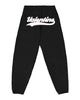 VALENTINE SWEATPANTS - BLACK
