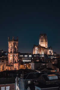 The Bombed Out Church / Liverpool Cathedral