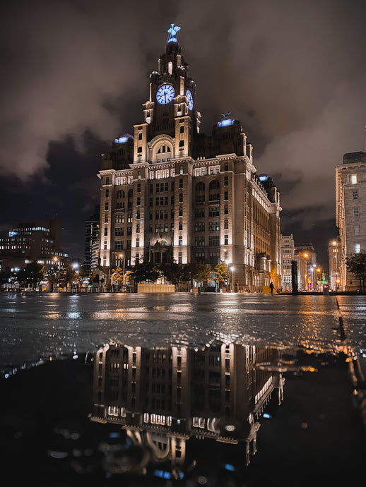 The Royal Liver Buildings