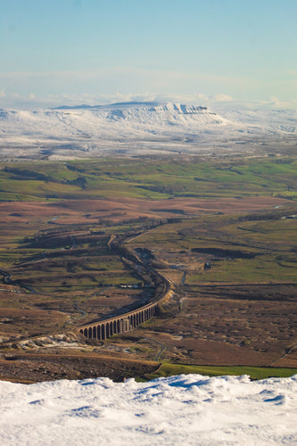 Pen-Y-Ghent - Ribblehead Viaduct