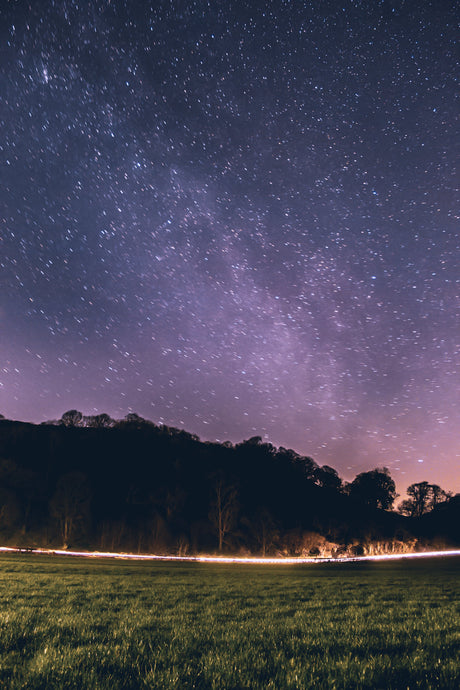 North Wales Milky way