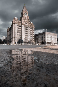 Stormy Liverpool