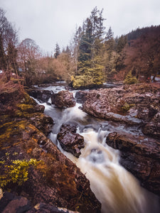 Betws Y Coed Waterfall
