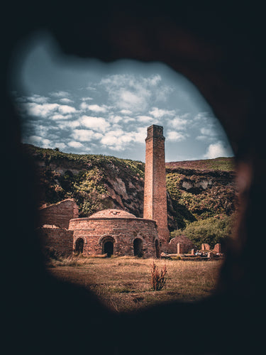 Porth Wen Brickworks - Anglesey