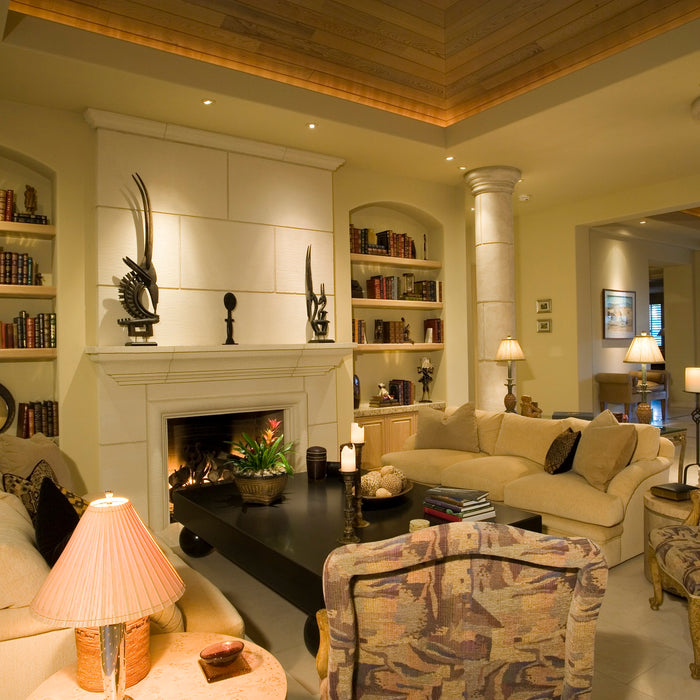 How To Choose Lighting For A Room: Living Room