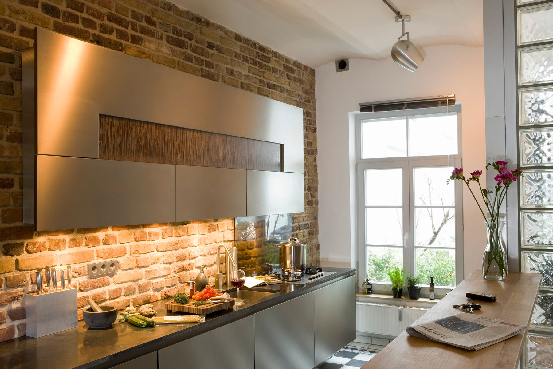 How To Choose Lighting For A Room: Kitchen