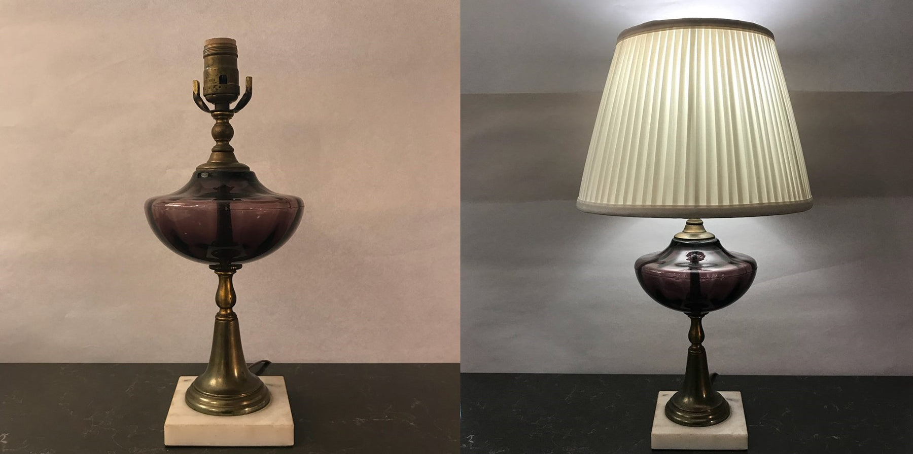 How to Make an Old Lamp Look New