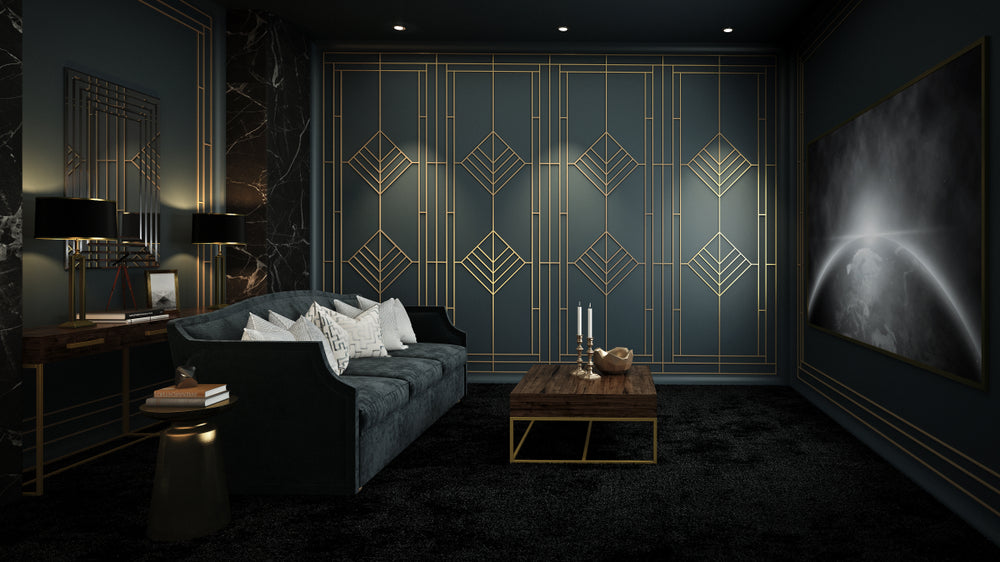 Interior Design Trends: Art Deco Style