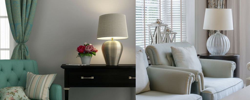 How To Select A Lamp Shade Design