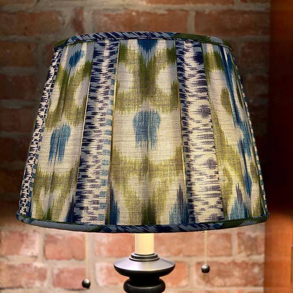 custom pleated lamp shades