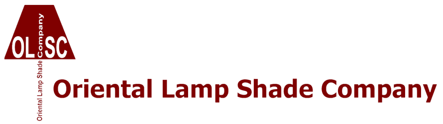 Oriental Lamp Shade Co