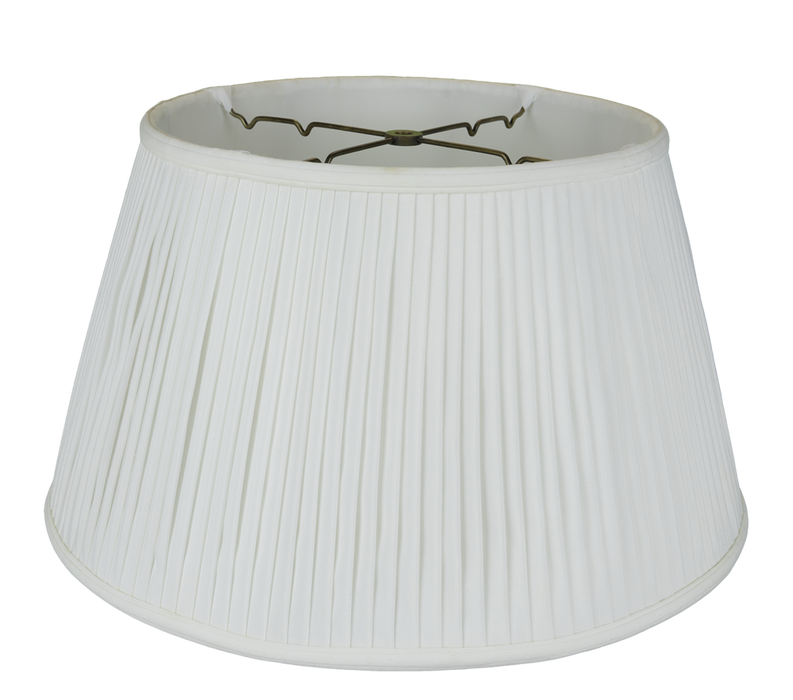 Custom Euro Style Lamp Shade 12''