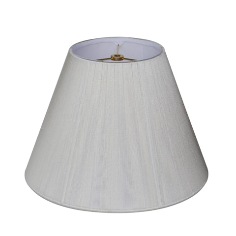 Faux Silk String Empire Lampshade