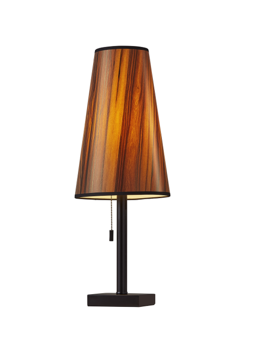 Wood Ava Table Lamp