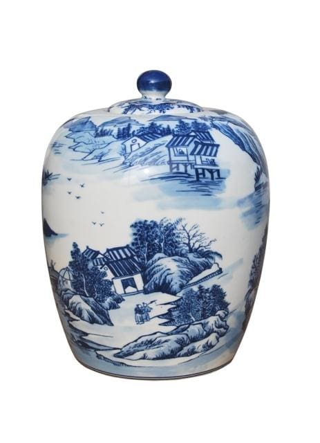 Canton Ginger Jar Home & Garden