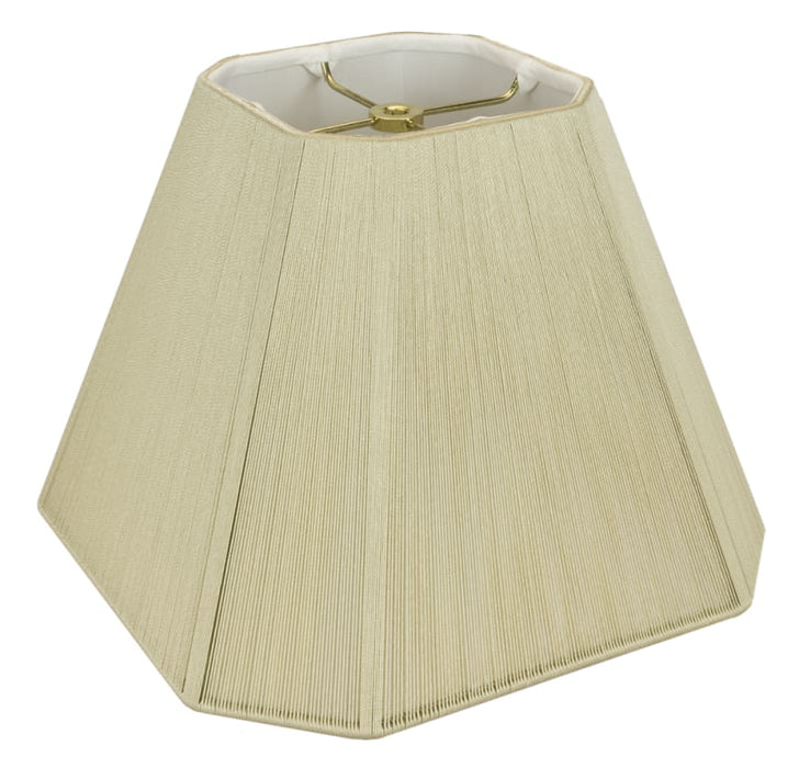 Cut Corner Square String Lampshade Lamp Shades