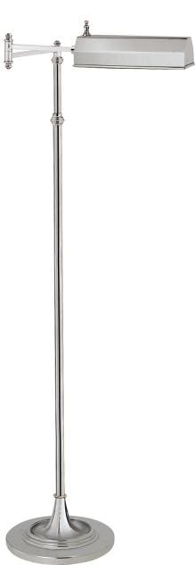 Dorchester Swing Arm Pharmacy Floor Lamp Lighting