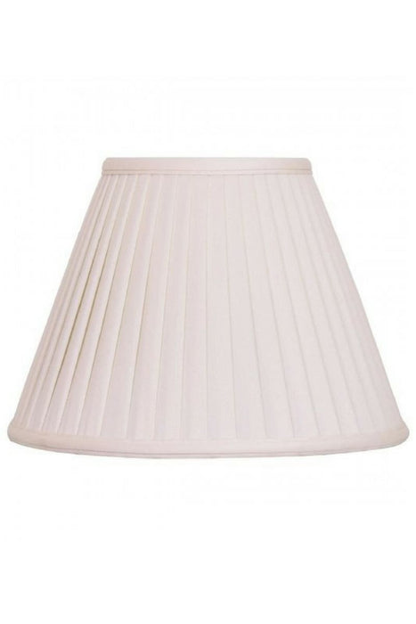 Empire Hand Side Pleat Lamp Shades