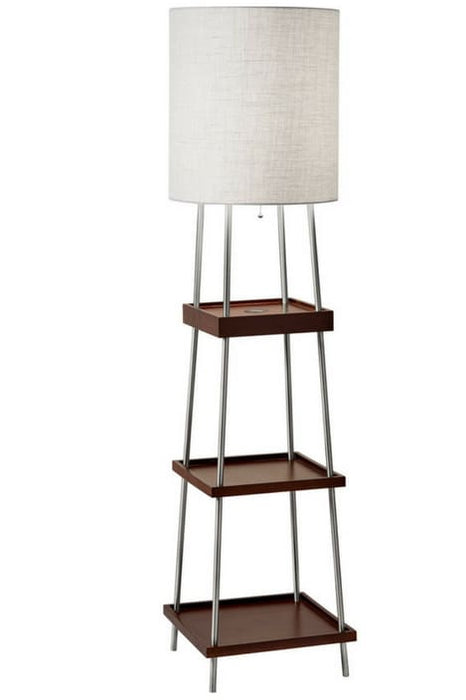 Henry Shelf Floor Lamp Lighting