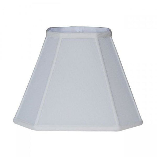 Narrow Top Cut Corner Square Lampshade Lamp Shades