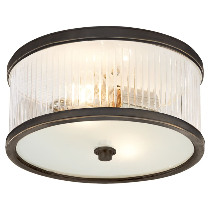 Randolph Large Round Flush Mount Lighting