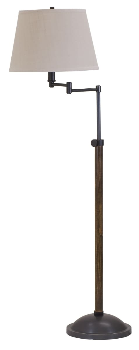Richmond Swing Arm Floor Lamp Lighting