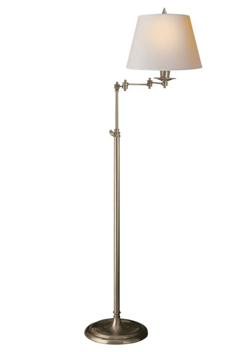 Triple Swing Arm Floor Lamp Lighting