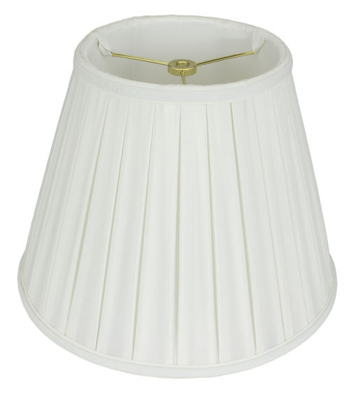 Empire Box Pleat - Shantung Silk