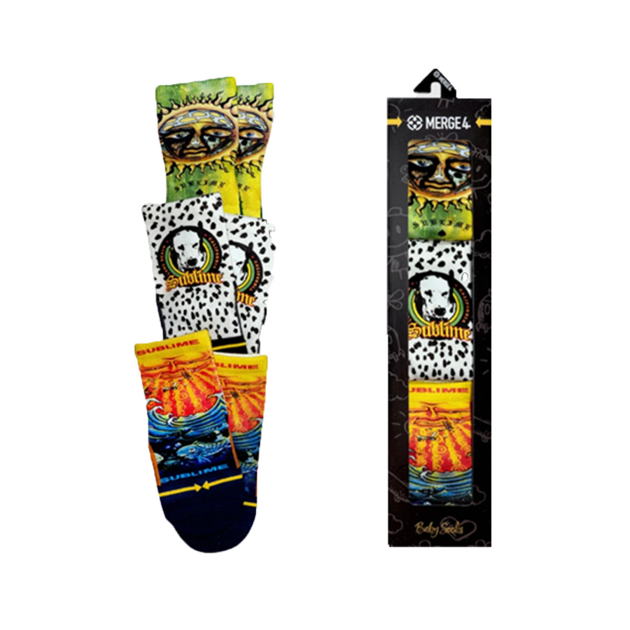 Sublime 3-Pack Baby Socks