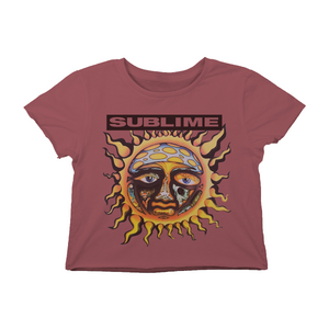 Sublime Sun Cropped Tee