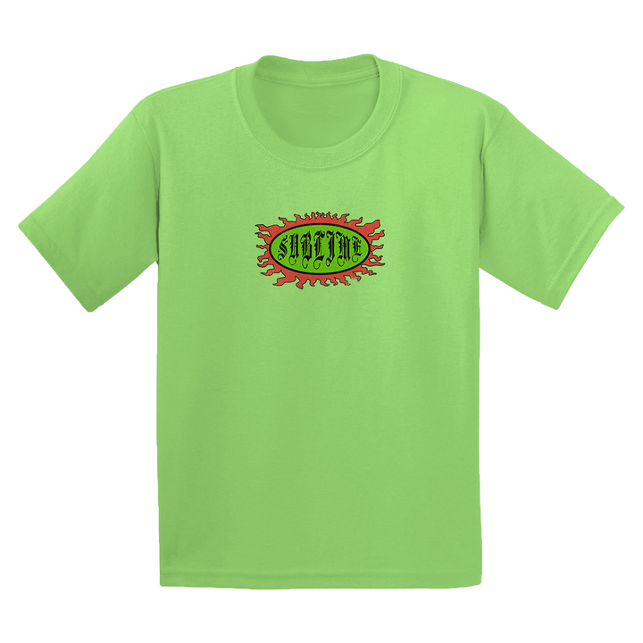 Love is What I Got Lime Green Toddler Tee