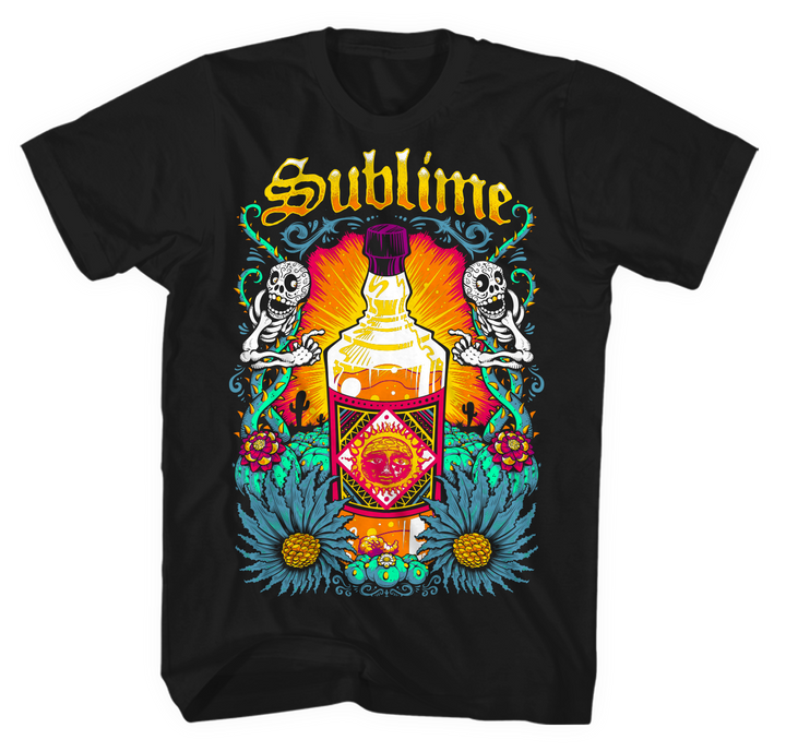 Sublime Sun Bottle Unisex Tee