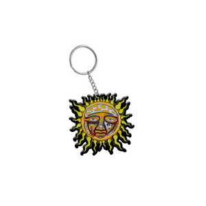Sublime Sun Rubber Keychain