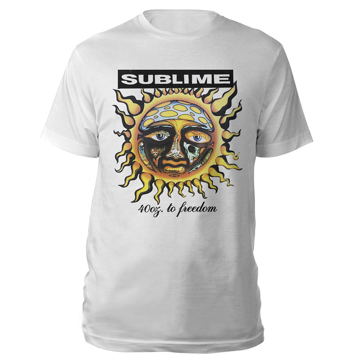 40oz to Freedom Tee-Sublime