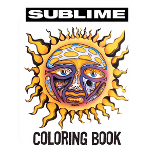 Sublime Coloring Book