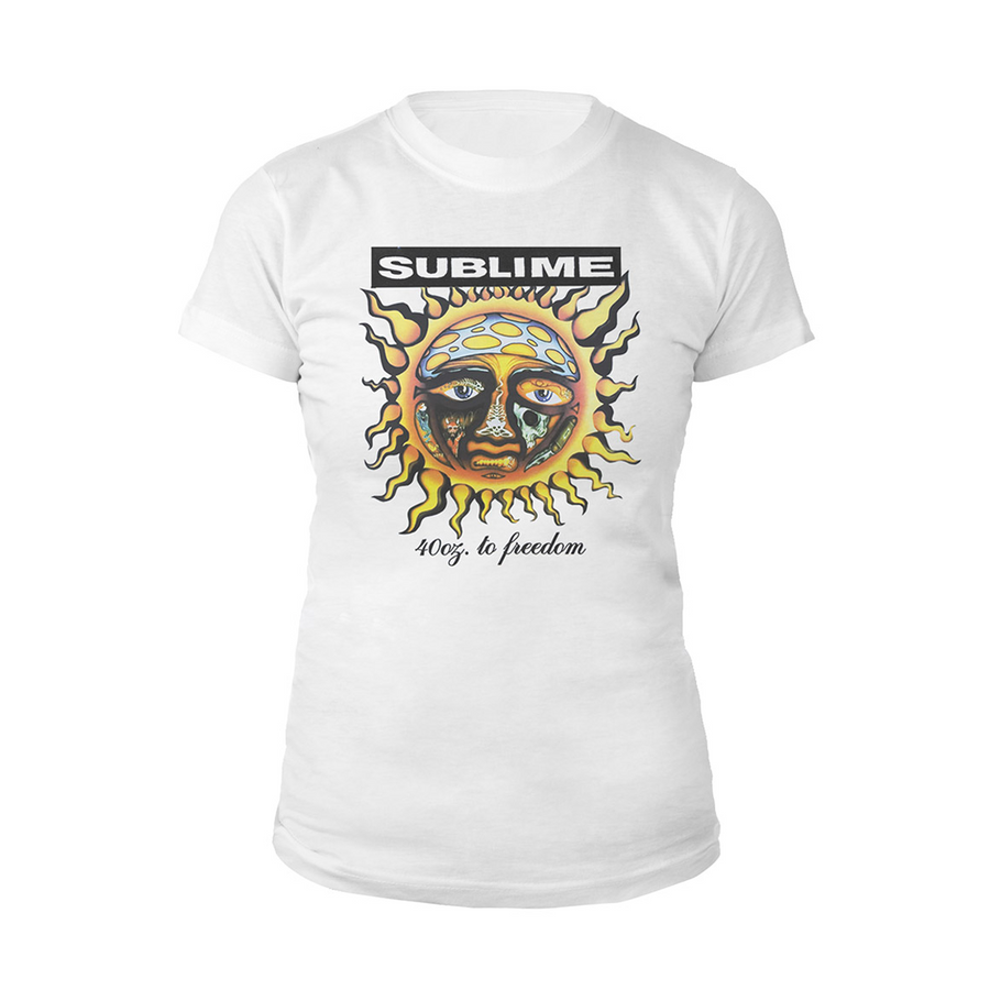 40oz to Freedom Women's Tee-Sublime