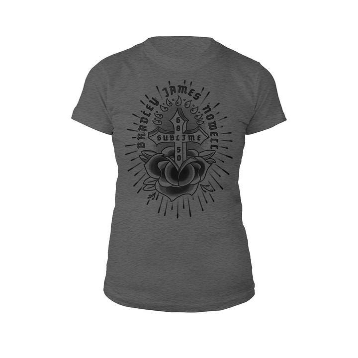 Bradley James Nowell Women's Tee-Sublime
