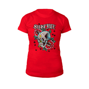 Women's Day of the Dead Tee-Sublime