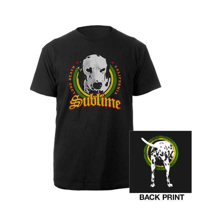 Lou Dog Tee-Sublime