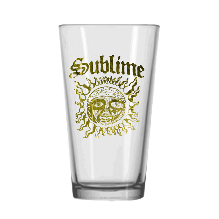 Sublime Pint Glass-Sublime