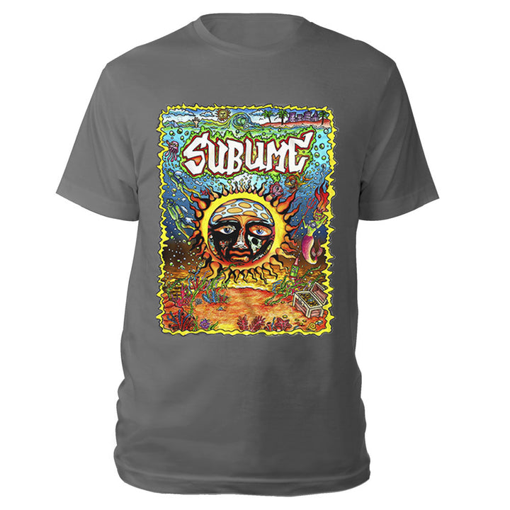 Psychedelic Under The Sun Tee-Sublime