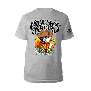 Sancho's Tacos Lou Dog Tee-Sublime